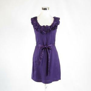 Yoana Baraschi purple A-line dress 0